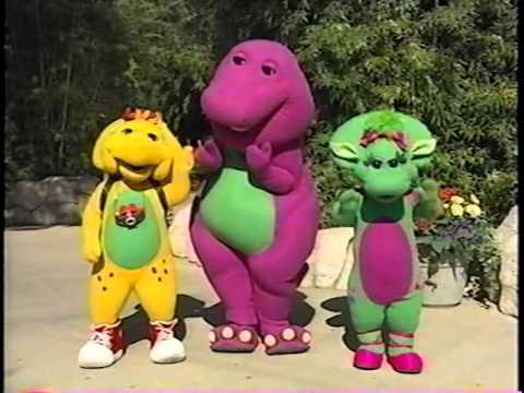 Barney: Let's Go To The Zoo (VHS Version)