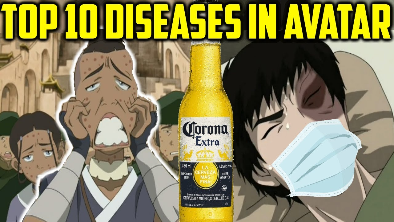 Download Top 10 Diseases in Avatar: The Last Airbender