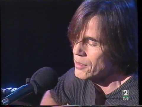 Jackson Browne - I´m alive (Radio3)