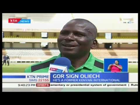The Menace, Dennis Oliech is back to Kenyan football