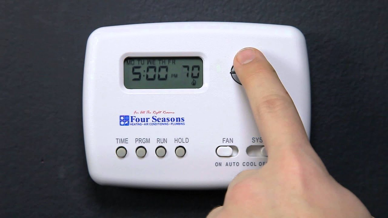 Four Seasons Thermostat Demonstration