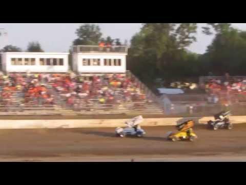 Limaland Motorsports Park NRA 360 heat 7/22/2016
