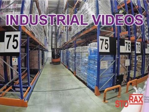 Industrial videos