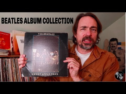 My Beatles LP Collection, Bootlegs And All