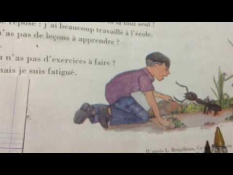 Francais 4 Eme Annee Primaire L 4