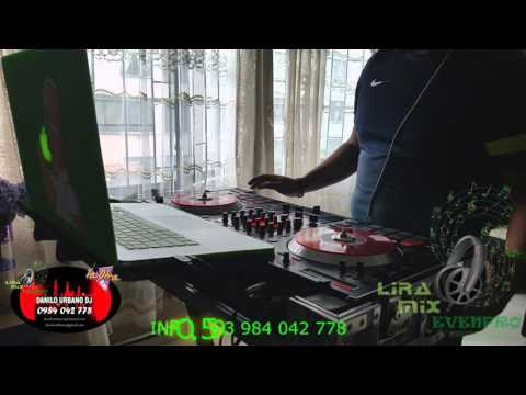 DANILO URBANO DJ #NUMARK #NS7II 2016 SESSION MIX AT HOME SALSA Y CUMBIA