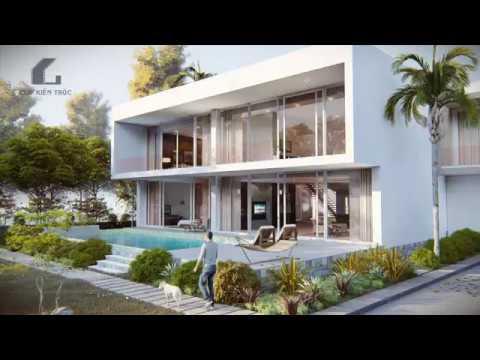 3D Architecture Video - Lumion 8Pro: Garden Villa Project