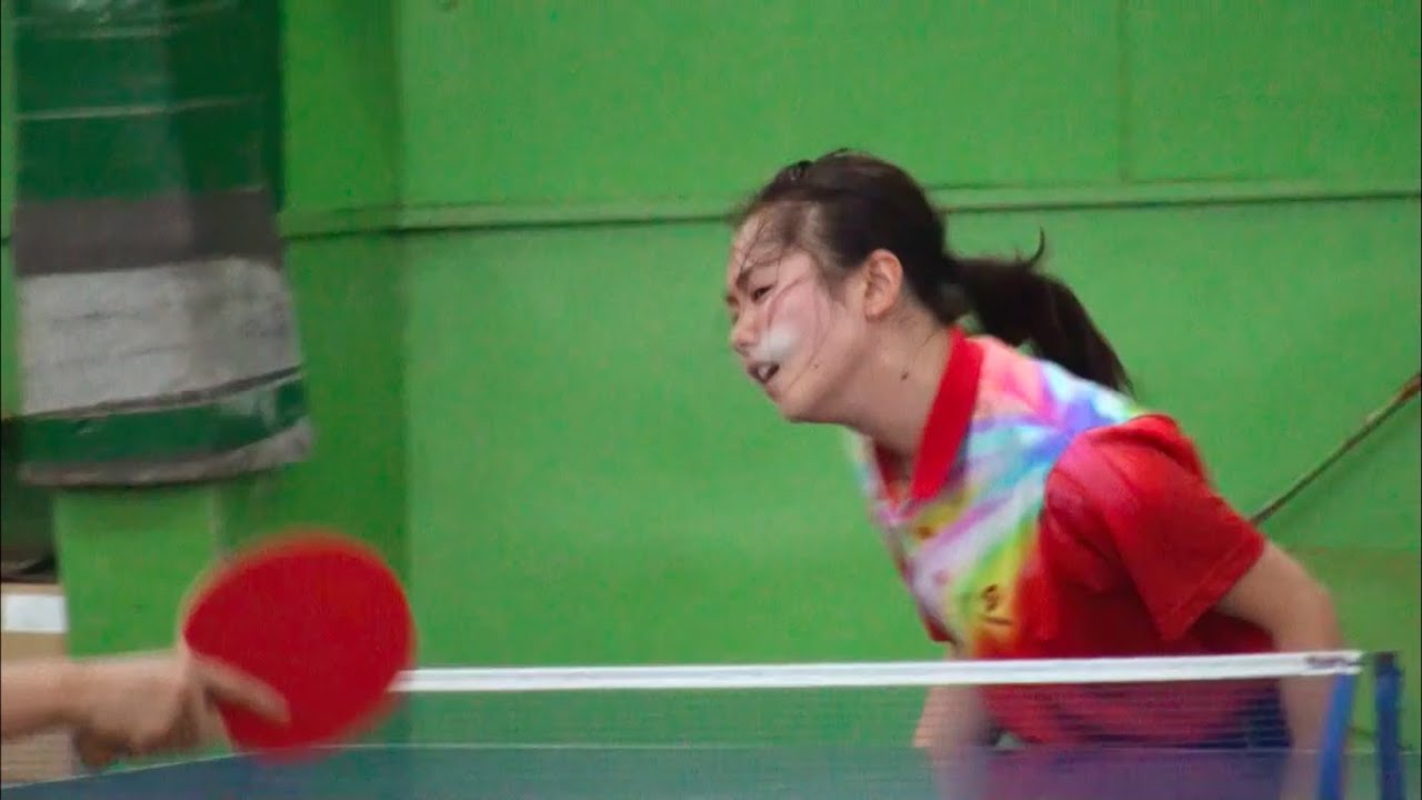 「卓球 顔面」の画像検索結果