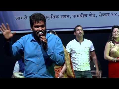 Govind Digari Devbhomi Lok Kala Udgam Charitable Trust Uttarakhand Disaster Programme Nerul Navi Mum