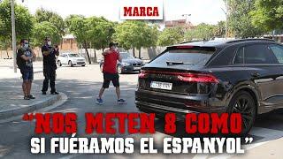 Aficionados del Barça: