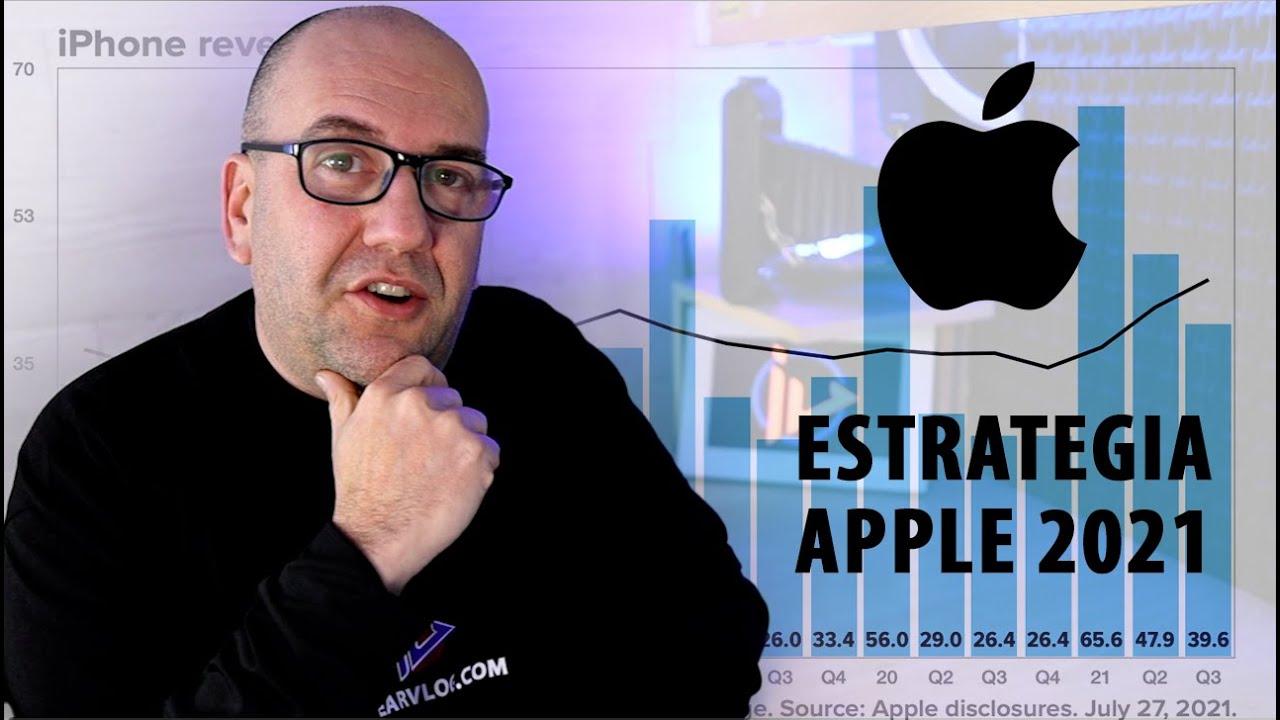 Estrategia de Apple 2021 | NOTICIAS JULIO | idearVlog