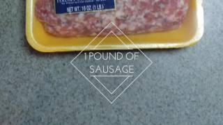 Italian Sausage and Tortellini!