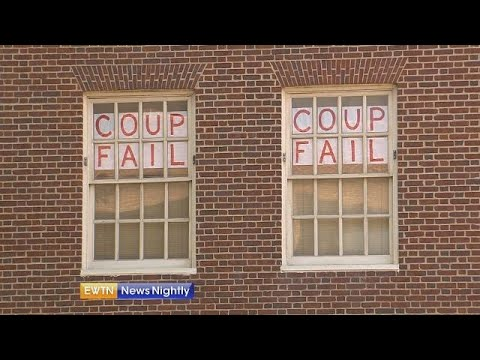 Maduro supporters arrested inside Venezuela Embassy in Washington D.C. - ENN 2019-05-16
