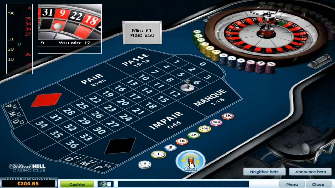 Regole roulette rosso e nero