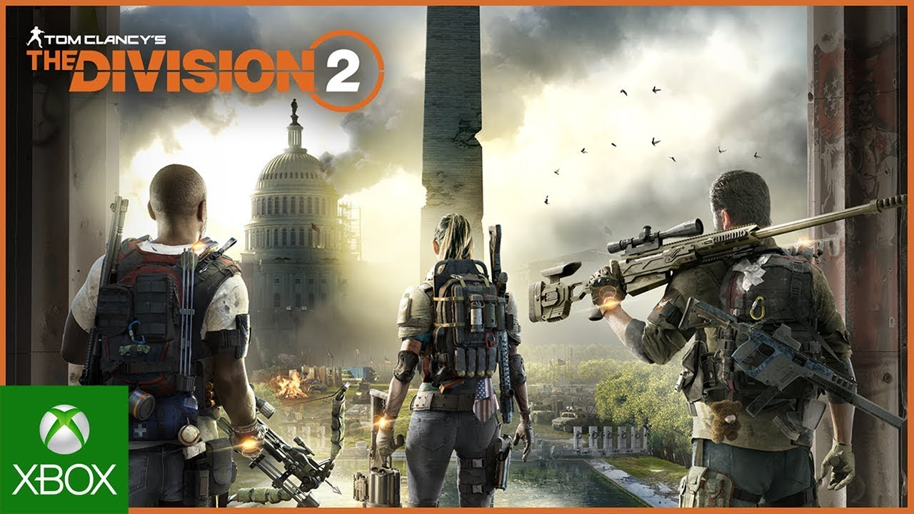 Tom Clancy's The Division 2: E3 2018 Official Gameplay Trailer   Ubisoft [NA]