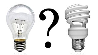 видео Энергосберегающие лампы: виды и принцип работы