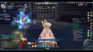 Forsaken World PvP Arena 2v3 Divine Priest and Water Bard