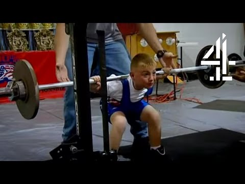 The World's Strongest Child and Me | World's Strongest Kid | Channel ...