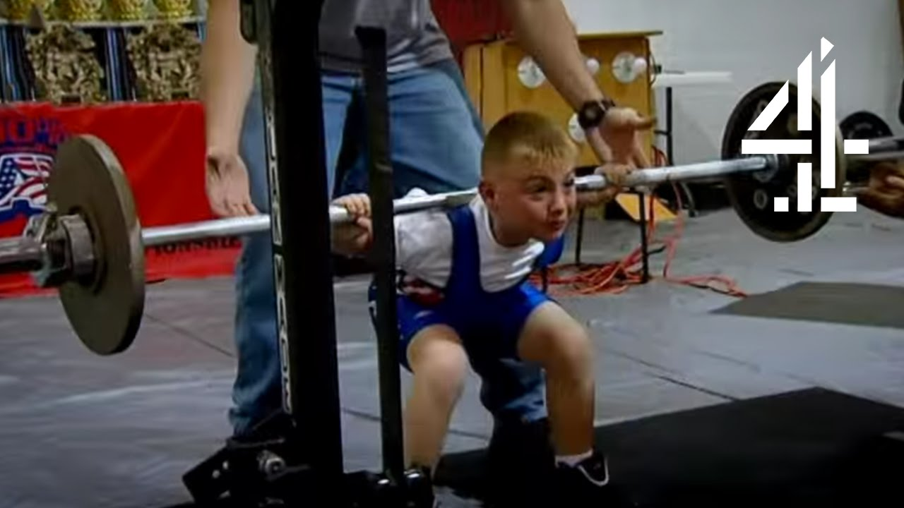 The World's Strongest Child and Me | World's Strongest Kid ...