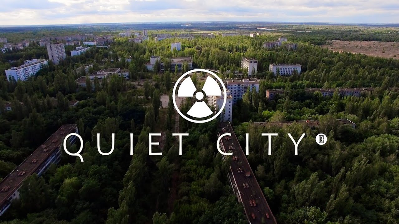 Quiet City - Pripyat, Chernobyl 2020