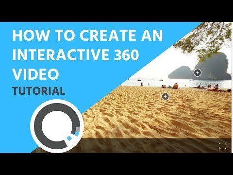 How to Create Interactive 360 Video | Tutorial