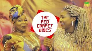 RMD Olu Jacobs Ivie Okujaiye Taiwo Ajayi Lycett Ali Baba all storms OLOIBIRI Movie Premiere