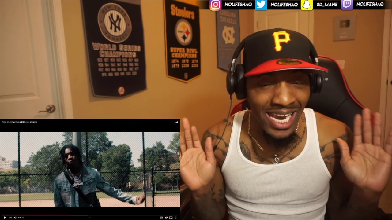 Download POLO G - EFFORTLESS (REACTION!!!)