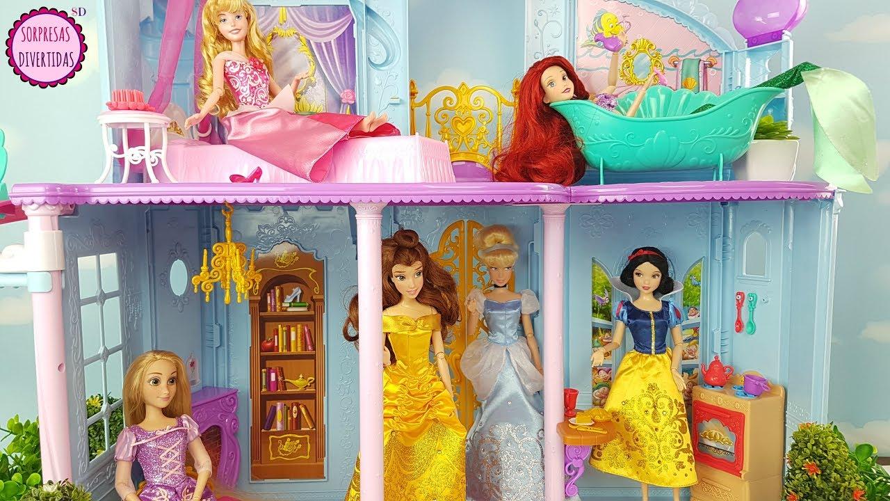 42e508737 Las Princesas llegan a su Castillo Mágico Disney - Blancanieves ...