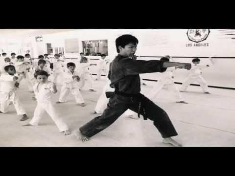 Martial Arts Master Phillip Rhee