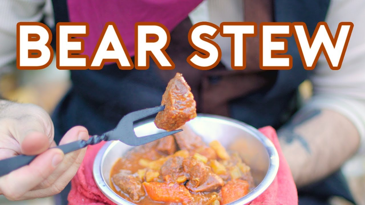 Binging With Babish Bear Stew From Red Dead Redemption 2
