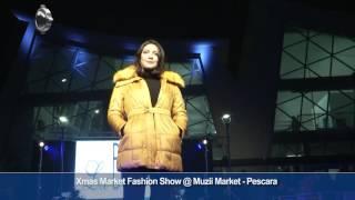 XMAS MARKET FASHION SHOW 2016   Pescara