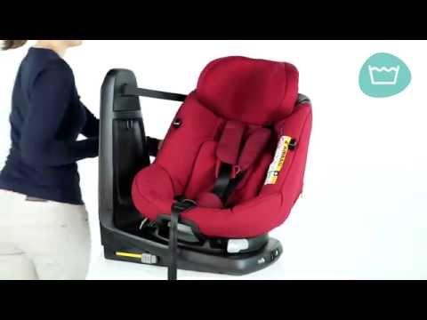 Babymoon como limpiar la silla de auto axiss fix beb confort youtube - Silla axiss bebe confort ...