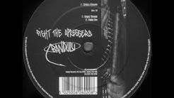 Bandulu - Empty threats - Fight The Apressers EP - Infonet - INF 20T