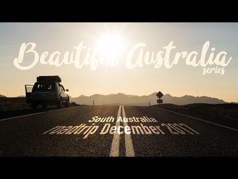Beautiful Australia | South Australia roadtrip | DJI Spark footage