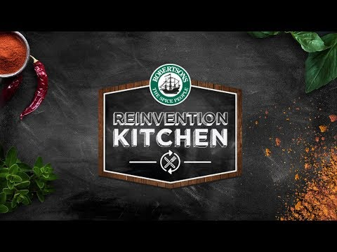 The Robertsons Reinvention Kitchen: Discovering new worlds of flavour
