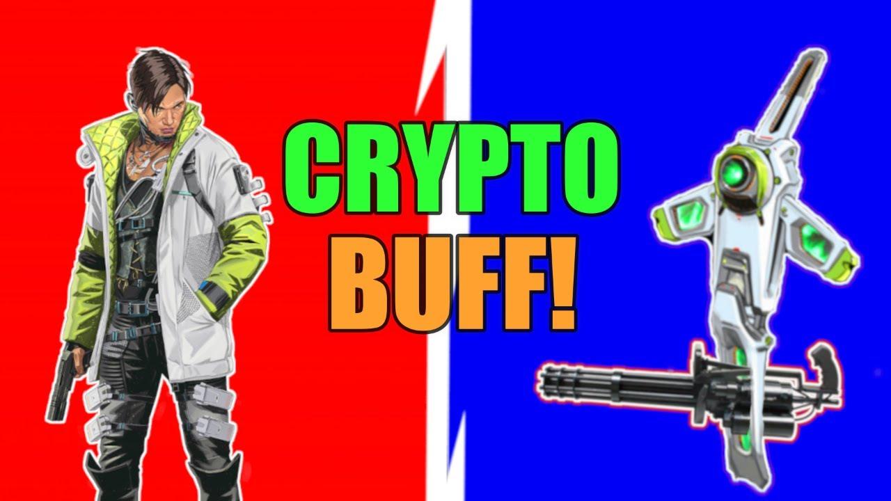 Apex Legends Crypto Buff Ideas! (Season 5)