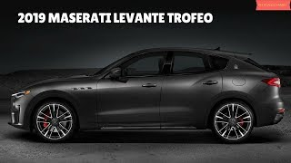 2019 Maserati Levante Trofeo - Interior and Exterior - Phi Hoang Channel.