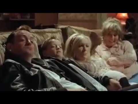 Little David - The Royle Family Xmas - BBC comedy