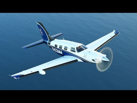 Piper Expands M-Class With New M600 and M350 – AINtv