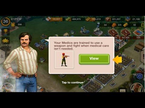 Narcos: Cartel Wars - Gameplay 140 Medics & Cartel War