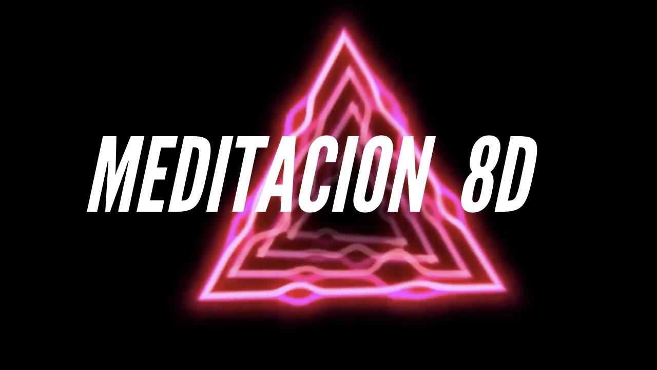 Música Para Meditar 8d Música Para Activar La Glándula Pineal 8d Abrir El Tercer Ojo Youtube