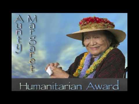 Aunty Margaret Humanitarian Award