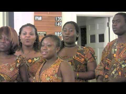 Wen na soree da nyinaa (Watch and pray always) Ghana Methodist