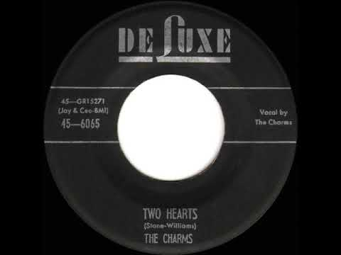 1st RECORDING OF: Two Hearts - Otis Williams & his Charms (1954 ...
