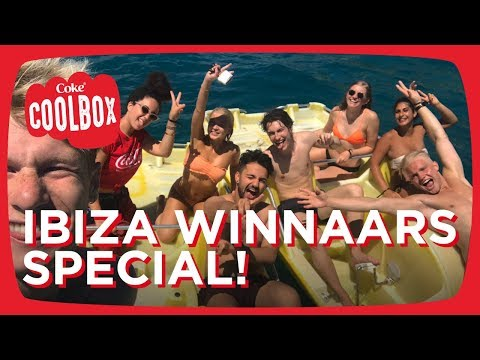 IBIZA AFTERMOVIE met de WINNAARS! - Coolbox