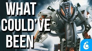What Could've Been | Top 10 Early BIONICLE Ideas