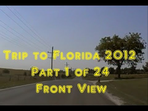 Trip to Florida 2012 | Front View | 1 of 24 | From Omaha, NE to Hiawatha, KS