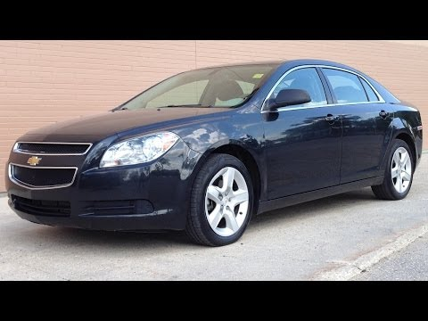 Bad Credit Car Loans Winnipeg | 2012 Chevrolet Malibu LS | www.ridetime.ca