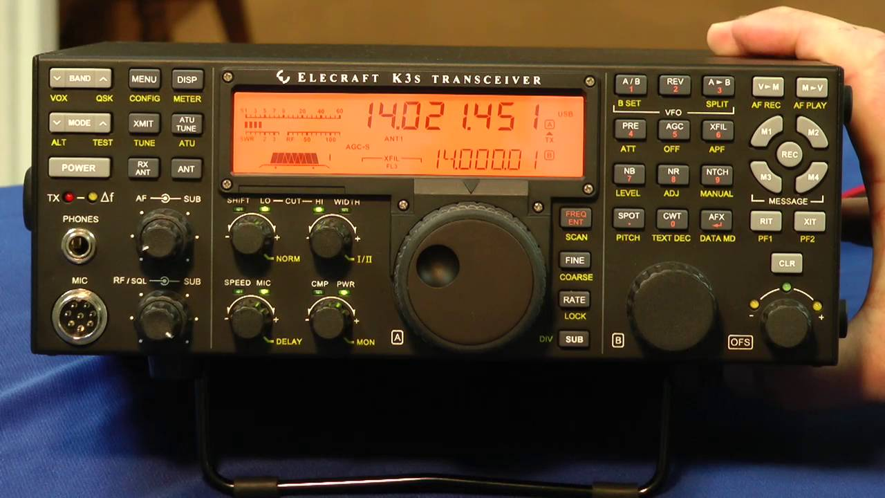 Elecraft K3 Product Reviews - Amateur Radio (Ham Radio ...