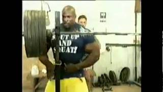 Ronnie Coleman - light weight, ain